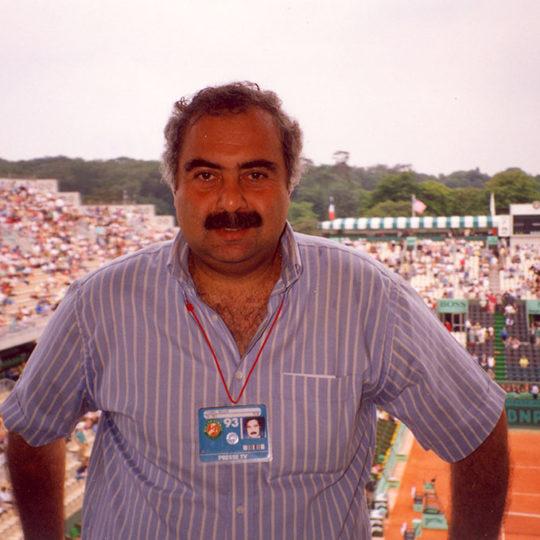 Roland Garros merkez kort 1993