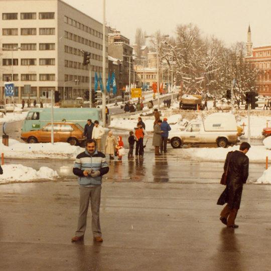 1984 Sarajevo Olimpiyat Oyunları (YUG)