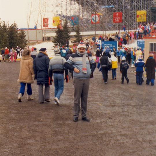 1988 Calgary Olimpiyat Oyunları (CAN)