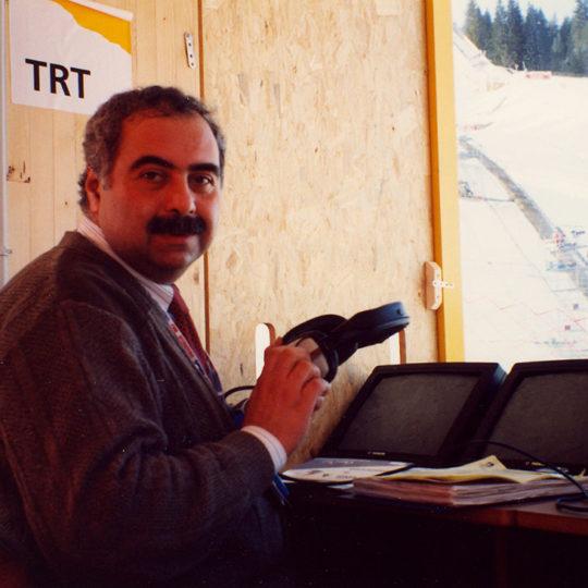 1992 Albertville Olimpiyat Oyunları (FRA) Kayakla atlama anlatım yeri
