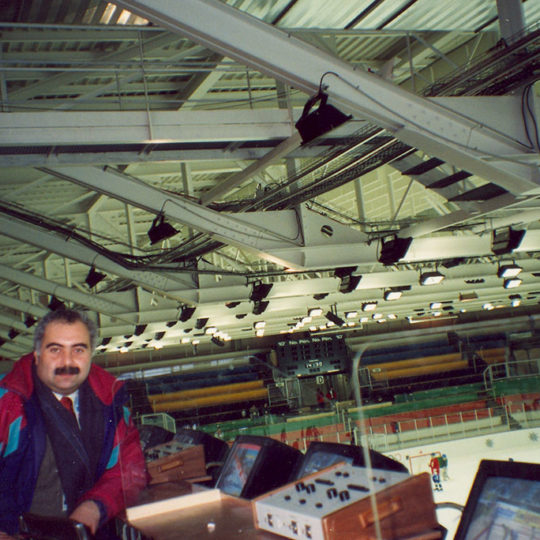 1992 Albertville Olimpiyat Oyunları (FRA) Oyunlarda buz hokeyi