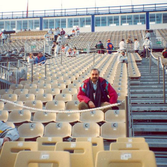 1992 Albertville Olimpiyat Oyunları (FRA) Meribel
