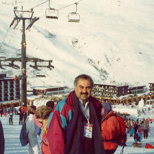 1992 Albertville Olimpiyat Oyunları (FRA)