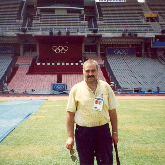 1992 Barcelona Olimpiyat Oyunları (İSP), Açılış kapanış törenlerinin yapıldığı stadyum