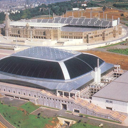 1992 Barcelona Olimpiyat Oyunları (İSP), Cimnastiğin de yapıldığı Sant Jordi salonu