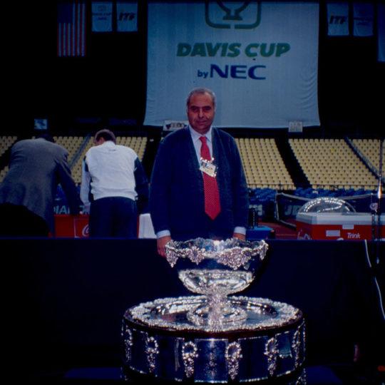 DAVIS CUP FİNALİ (1995 MOSKOVA)