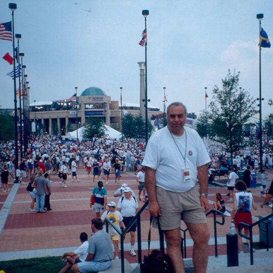 1996 Atlanta Olimpiyat Oyunları (ABD)