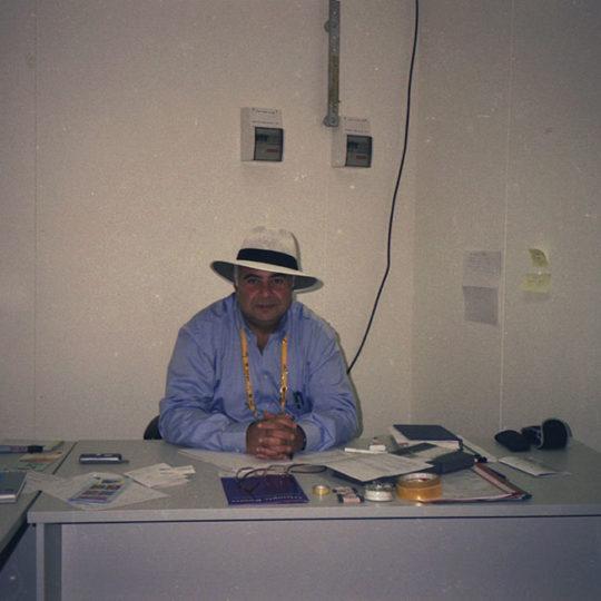 2000 Sydney Olimpiyat Oyunları (AUS) Fötr şapka sıcakta çok işe yarıyor... Ama dışarıda!!