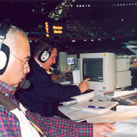 2000 Sydney Olimpiyat Oyunları (AUS) Anlatım yeri, Erdoğan Arıkan ile