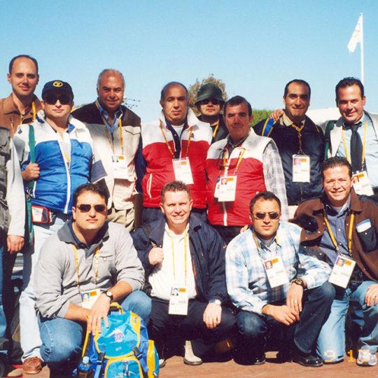 2000 Sydney Olimpiyat Oyunları (AUS) TRT ekibi