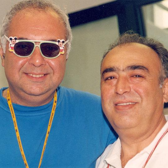 2000 Sydney Olimpiyat Oyunları (AUS) Cihat Soysal ile