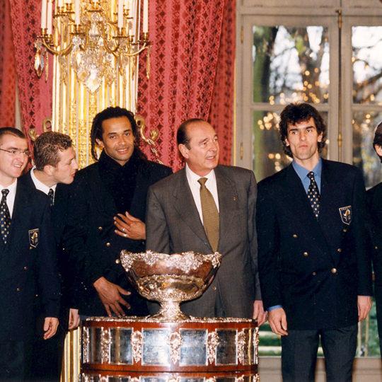 DAVIS CUP FİNALİ (1996 MALMÖ)