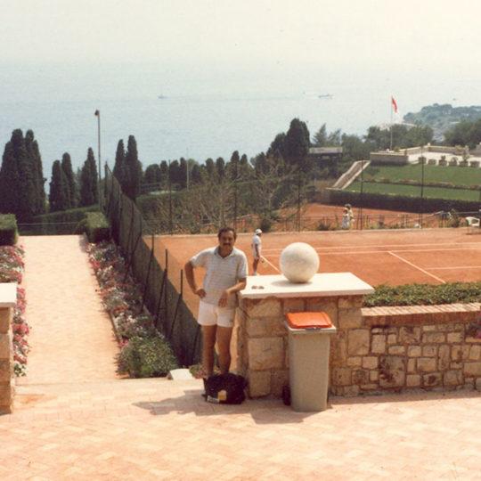 1983 Monte Carlo tenis kulübü