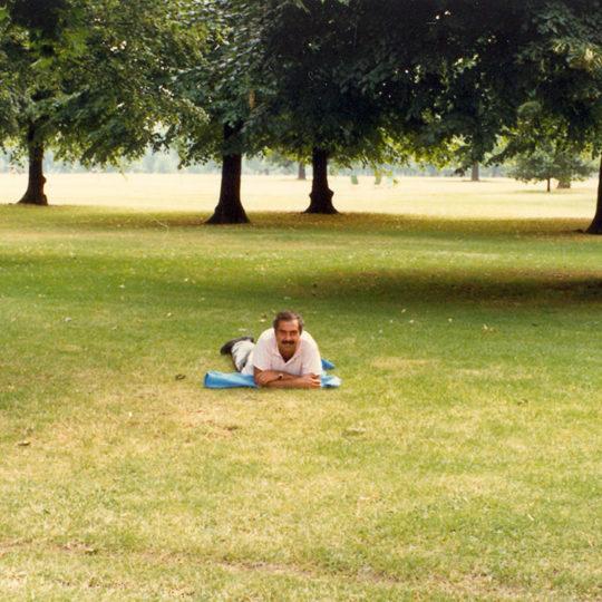1986 Londra – Hyde Park