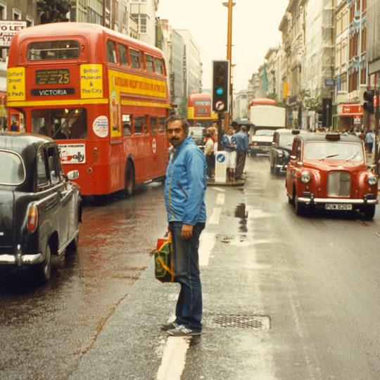 1986 Londra – Oxford Street