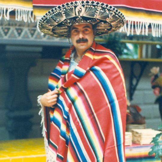 1986 Mexico City