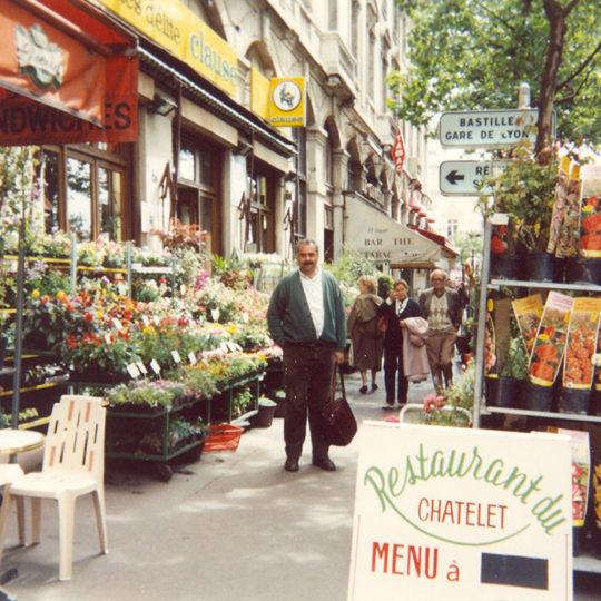 1991 Paris Chatelet