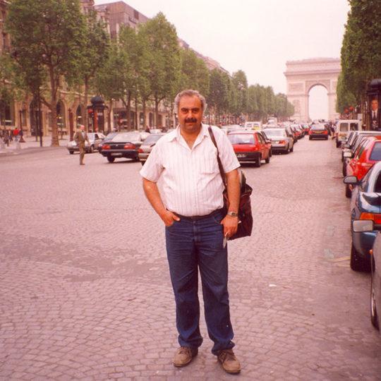 1993 Paris Champs Elysees