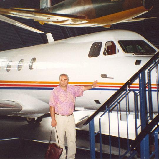 1996 Londra Havacılık Müzesi