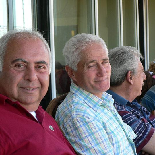 2006 Ali Berki ile Ankara Tenis Kulübü'nde