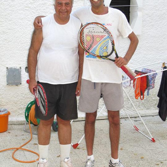 2010 Datça Aktur – Bir tenis maçı seramonisi