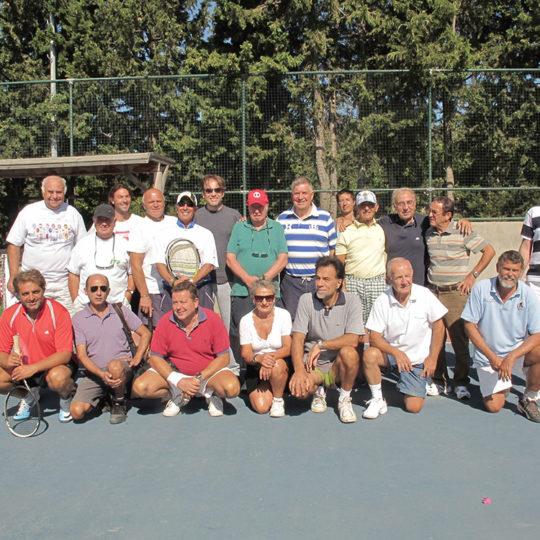 2011 Datça'da tenis – Olive Farm