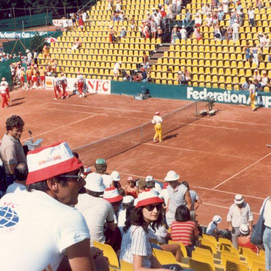 1983 Federasyon Kupası Finalleri – Zürih (SUI)