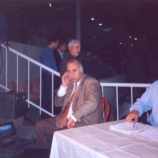 2000 Azerbaycan-Türkiye dünya kupası eleme grubu maçı