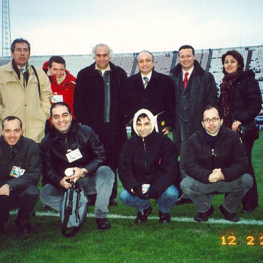 2003 İzmir Atatürk stadı