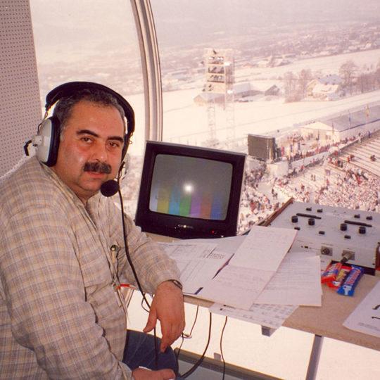 1994 Olimpiyat Lillehammer Norveç