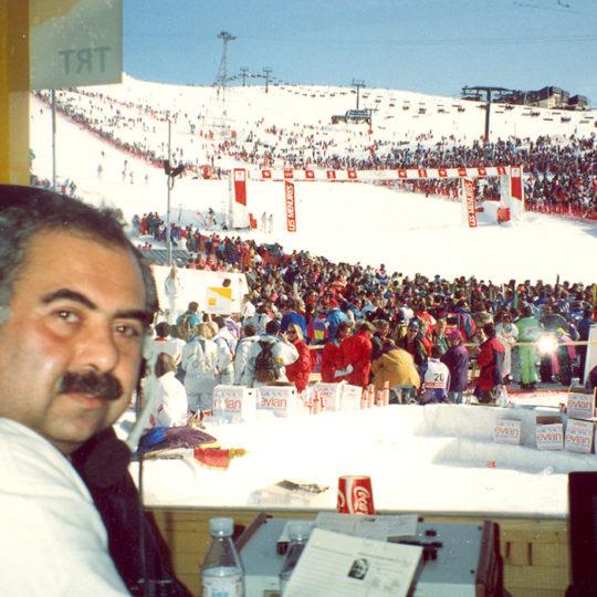 1992 Olimpiyat Alberville Fransa