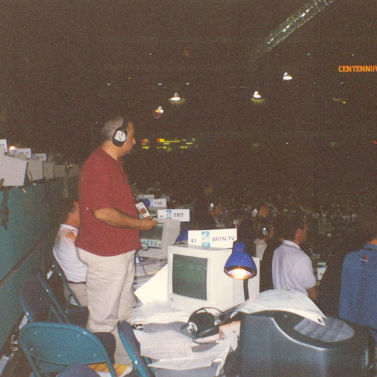 1996 Olimpiyat Atlanta ABD