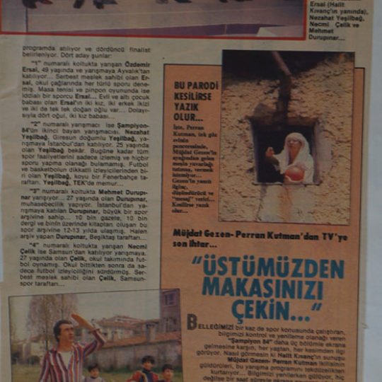 ŞAMPİYON 84