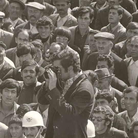 Foto muhabiri Fahri İkiler