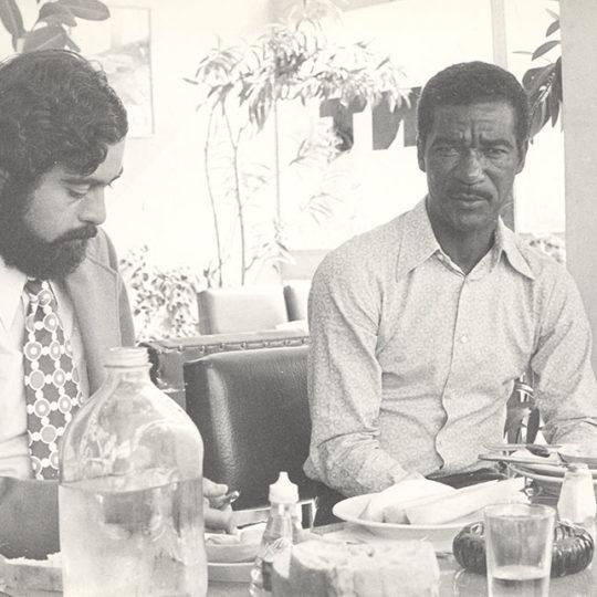 Kayseri , 1974-1975 sezonu kupa maçı – Fenerbahçe Teknik direktörü Didi ile röportaj
