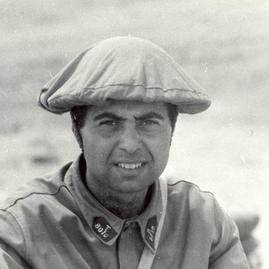 1977 Askerlik - Arazi çalışması