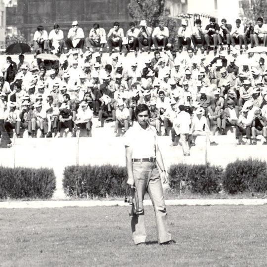1973 Kayseri Atatürk Stadı'ndan