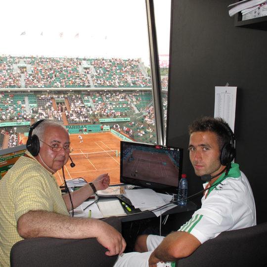 Milli tenisçi Marsel İlhan ile