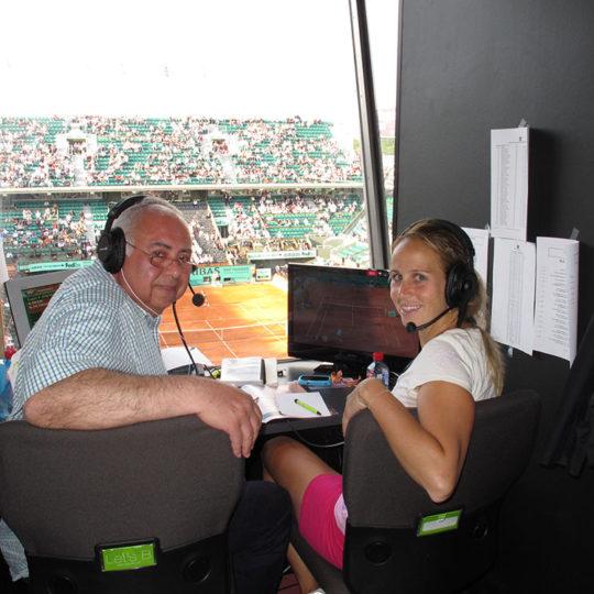 Milli tenisçi İpek Şenoğlu ile