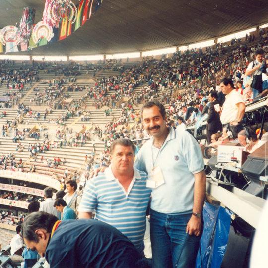 Ferenc Puskas (MAC) 8 yıl Real Madrid'de oynayan efsane futbolcu ile