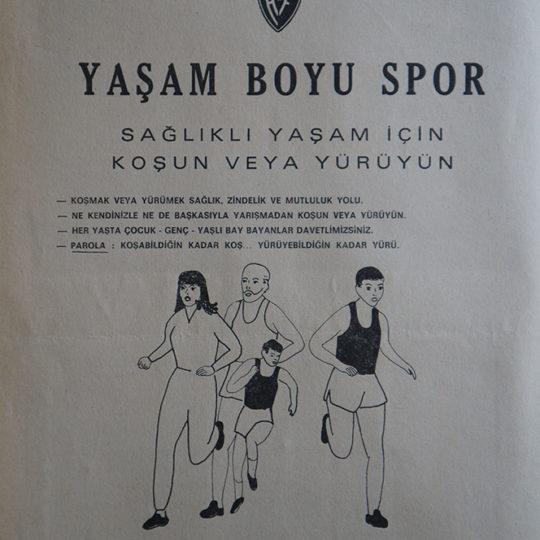 YAŞAM BOYU SPOR